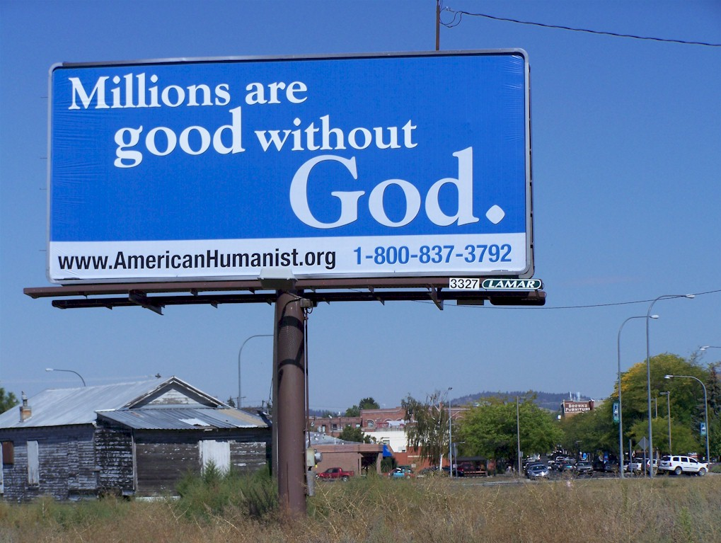 american humanist association good without god